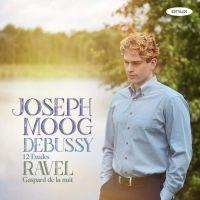 ONYX4204. DEBUSSY Études RAVEL Gaspard de la nuit (Joseph Moog)