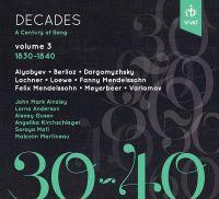 VIVAT116. Decades: A Century of Song Vol 3