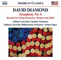 8 559842. DIAMOND Symphony No 6. Music for Shakespeare's Romeo and Juliet