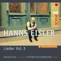 MDG613 2084-2. EISLER Lieder Vol 3: Songs in American Exile, 1938-1948