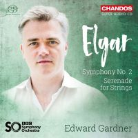 CHSA5197. ELGAR Symphony No 2. Serenade (Gardner)