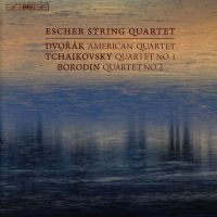 BIS2280. DVOŘÁK; TCHAIKOVSKY; BORODIN String Quartets