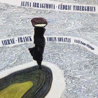 CDA68204. VIERNE; FRANCK Violin Sonatas (Ibragimova & Tiberghien)