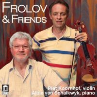 DE3557. Frolov and Friends