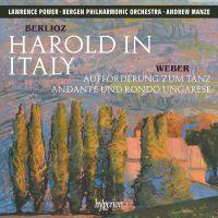 CDA68193. BERLIOZ Harold en Italie (Manze)