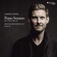 HMM90 2273. HAYDN Piano Sonatas (Kristian Bezuidenhout)