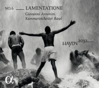 ALPHA678. Haydn 2032 – No 6, Lamentatione