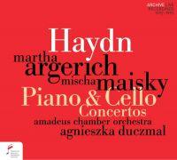 NIFCCD052. HAYDN Piano and Cello Concertos (Duczmal)
