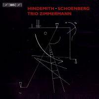 BIS2207. HINDEMTIH; SCHOENBERG String Trios