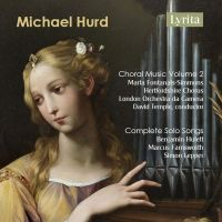 SRCD366. HURD Choral Works and Solo Songs
