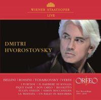 C966 181B. Dmitri Hvorostovsky: Live recordings 1994-2016