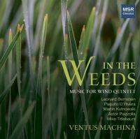 MS1633. In the Weeds: Music for Wind Quintet