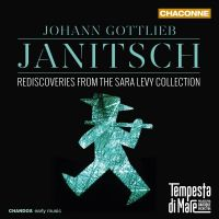 CHAN0820. JANITSCH Rediscoveries from the Sara Levy Collection
