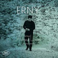 ARS38 248. LOURIÉ Piano Works (Erny)