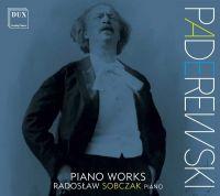 DUX1503. PADEREWSKI Piano Works (Radosław Sobczak)