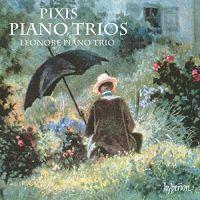 CDA68207. PIXIS Piano Trios