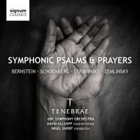 SIGCD492. Tenebrae: Symphonic Psalms and Prayers