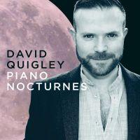 AV2388. David Quigley: Piano Nocturnes