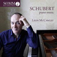 SOMMCD0188. SCHUBERT Piano Music (Leon McCawley)