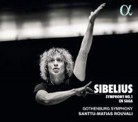 ALPHA440. SIBELIUS Symphony No 1. En saga (Rouvali)