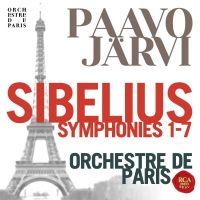 19075 92451-2. SIBELIUS Complete Symphonies (Järvi)