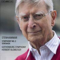 BIS2424. STENHAMMAR Symphony No 2. Serenade (Blomstedt)