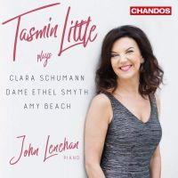 CHAN20030. Tasmin Little plays C Schumann, Beach and Smyth