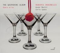 GCD922905. Roberta Invernizzi: The Gasparini Album