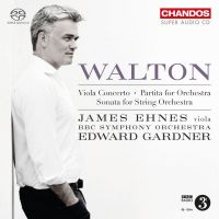 CHSA5210. WALTON Viola Concerto (Ehnes)